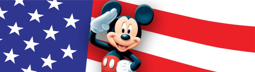Star Spangled Disney
