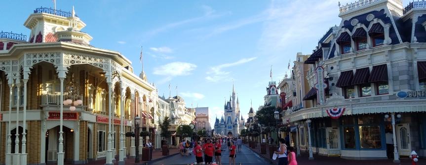 Disney Park Challenge Pt.1